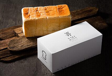 嵜本オリジナル食パンギフトボックス