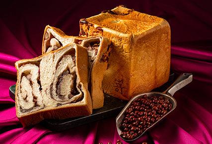 バター薫るあん食パン