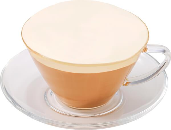 チーズミルクフォームドリンク 濃厚ロイヤルミルクティーのイメージ画像2枚目