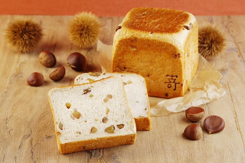 マロンマロン食パンのイメージ写真